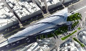 Train Terminal Design Ismailia Train Station Architecture Concept Design Arch