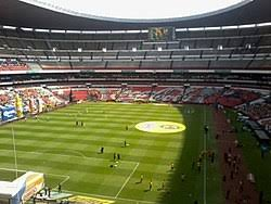 Estadio Azteca Seating Chart Estadio Azteca Wikivisually