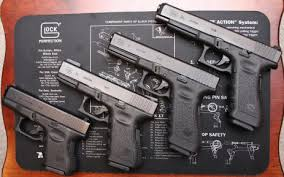 Glock Size Chart Glock Semi Auto The Savannah Arsenal Project