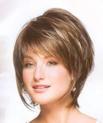 Hairstyle Gallery popular short layered bob hairstyles for fine hair gallery 1216 by stevesalt.us
