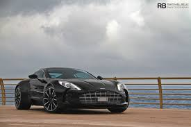 aston martin one 77 black. black aston martin one77 front side view 2 one 77 m