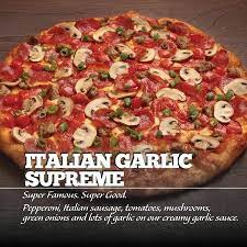 italian garlic supreme picture of