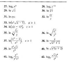 math laws party trick math log laws infinite sums