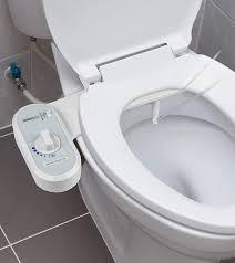Amazon.com: Greenco Bidet Fresh Water Spray Non-Electric Mechanical Bidet  Toilet Seat Attachment: Home & Kitchen