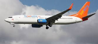 Sunwing Airlines Seating Chart Sunwing Flights Useful Information For Flying With Sunwing