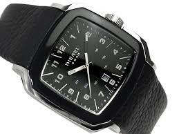 1more rakuten global market diesel watch diesel unisex men diesel watch diesel unisex men women s black dial leather belt dz5108