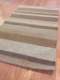 payless rugs clearance desert sand stripe rug 3 ft 6 in x 5 ft 6