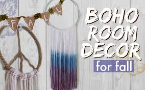 Small Picture DIY Boho Room Decor for FALL Easy Inexpensive YouTube