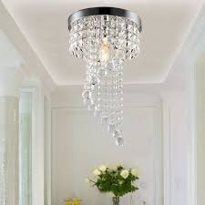 jueja modern crystal chandeliers light led ceiling lamp