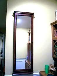 wall mounted jewelry box wall mount mirrored wall mount jewelry cabinet ed mirrored wall mounted jewelry
