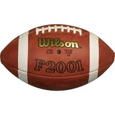 wilson official leather oua football