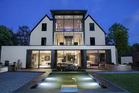 Grand Designs Aluminium Windows For Bespoke Sliding And Folding Door Systems With Glass