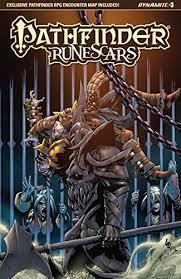 Amazon.com: Pathfinder: Runescars #3 eBook: Schneider, Wesley, Silva,  Ediano: Kindle Store