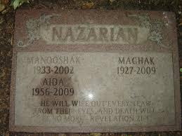 Aida Nazarian (1956-2009) - Find A Grave Memorial