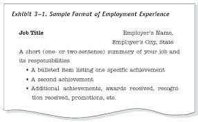 Example Of Resume Title Ideas Of Example Resume Target Job Title