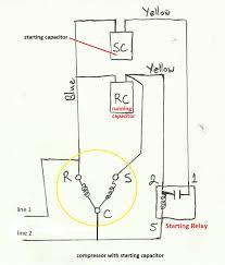 wiring diagram basic wiring diagram air conditioning image035 t39 compressor pump at Bel Air Compressor Wiring Diagram