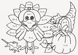 Thanksgiving Subtraction Worksheets First Grade Worksheets for all ...