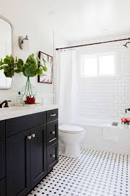 Simple White Tile Bathroom Ideas Versatile Vintage Classic Is Back In Bathrooms Everywhere Intended Innovation Design