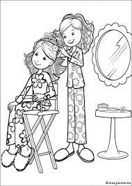 Groovy Girls Kleurplaat 64893 Kleurplaat