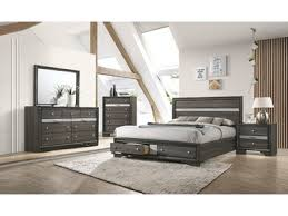While you browse master bedroom ideas, take note of what sorts of styles, materials and features stick out to you. Master Bedroom Sets Farmers Home Furniture