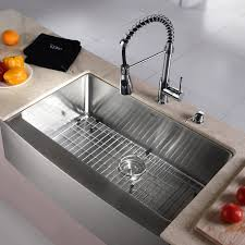 Kitchen Sinks For Granite Countertops Outdoor Kitchen Sink Kitchen Island Made Of Stone With Dark Tones