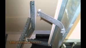 garage door alarmSimon alarm garage door sensor alternative setup with aluminum