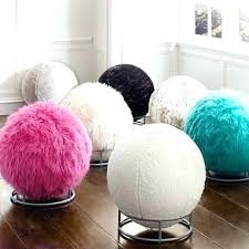 cool desk chairs for kids.  For Desk Chairs For Kids Cool Exercise Ball Chair Fur Gray Shaggy  Children S And   With Cool Desk Chairs For Kids E