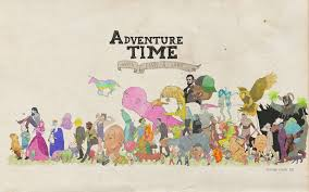 adventure time wallpaper with