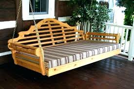 hanging daybed swing. Modren Hanging Outdoor  Inside Hanging Daybed Swing