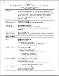 example australian resume good resume examples australia examples of resumes