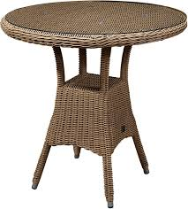 el dorado patio 36 inch round pub bar or counter table pt9853 36 by 36 round patio table