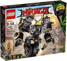 Đồ Chơi LEGO Ninjago 70632 - Người Máy Siêu Âm của Cole (LEGO Ninjago 70632  Quake Mech)