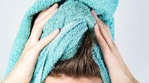 Saçları en doğru kurutma şekli hangisi? - Mahmure