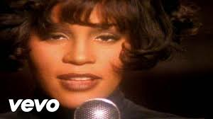Whitney Houston Hairstyles Whitney Houston Im Every Woman Official Video Youtube