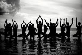 yoga teacher ahstanga vinyasa asana goa india