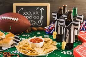 Super bowl office party ideas Pool 10 Steps To Planning Your Office Super Bowl Tailgating Party Catering By George The 10 Best Houston Tailgate Ideas For Your Office Super Bowl Party
