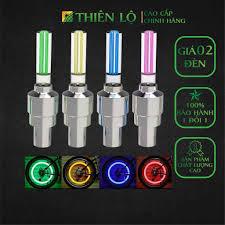 Bộ 2 Đèn LED Van Bánh Xe Máy Ô tô Xe Đạp Siêu Đẹp Cao Cấp Thông Minh Của  Thiên Lộ - Đèn