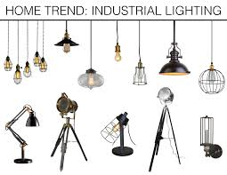 industrial style home lighting. Lighting Industrial Design. Chic For Bathroom. Design Style Home R