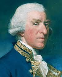 Samuel Hood (British Admiral) - On This Day