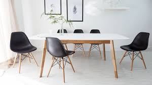 eames dining chair. Eames Armchair Restaurant Dining Chairs Extendable Table Herman Miller Recliner Chair