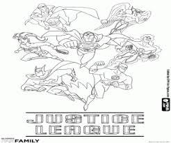 Disegni Di Supereroi Da Colorare E Stampare