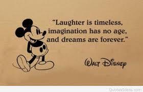 walt disney funny quote message