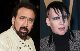Nicolas Cage tells Marilyn Manson he ...