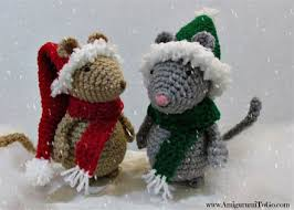 Free Christmas Crochet Patterns Beauteous Crochet Christmas Ornaments 48 FREE Festive Patterns Interweave