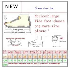 Doen Size Chart Fashion Plus Size 45 Fashion Mens Sneakers Casual Sport