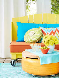 8 easy paint projects for a prettier outdoor room