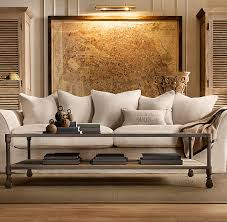 restoration hardware style. Delighful Restoration Pictured Above This Eightfoot Wide Vintage Restoration Hardware Map Of  Paris Really Pulls With Style N