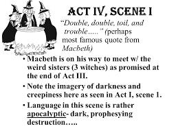 Famous Macbeth Quotes Fascinating Acts IV V Denouement Resolution Ppt Video Online Download