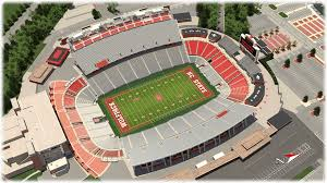 Carter Finley Stadium Seating Chart Rows Nc State Stadium Seating Chart Best Picture Of Chart