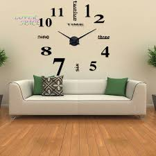 Small Picture Online Buy Wholesale diy wall clock ideas from China diy wall